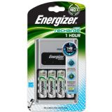 Energizer 1 (One) Hour Charger with 4 x 2300mAh AA Batteries